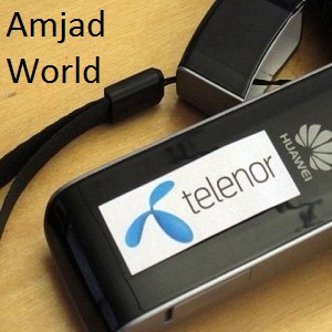 Telenor USB Dongle – 30GB Data Limit & Free Trial of 2 Months